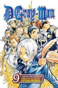 D.Gray-Man, Vol. 9 by Katsura Hoshino - 2008-04-03
