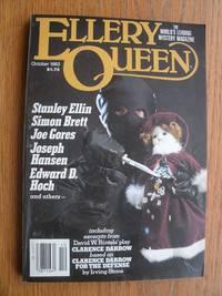 image of Ellery Queen's Mystery Magazine October 1983