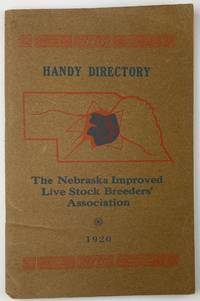 Directory of the Nebraska Improved Live Stock Breeders' Association