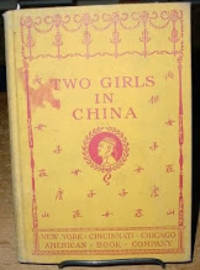 Two Girls in China