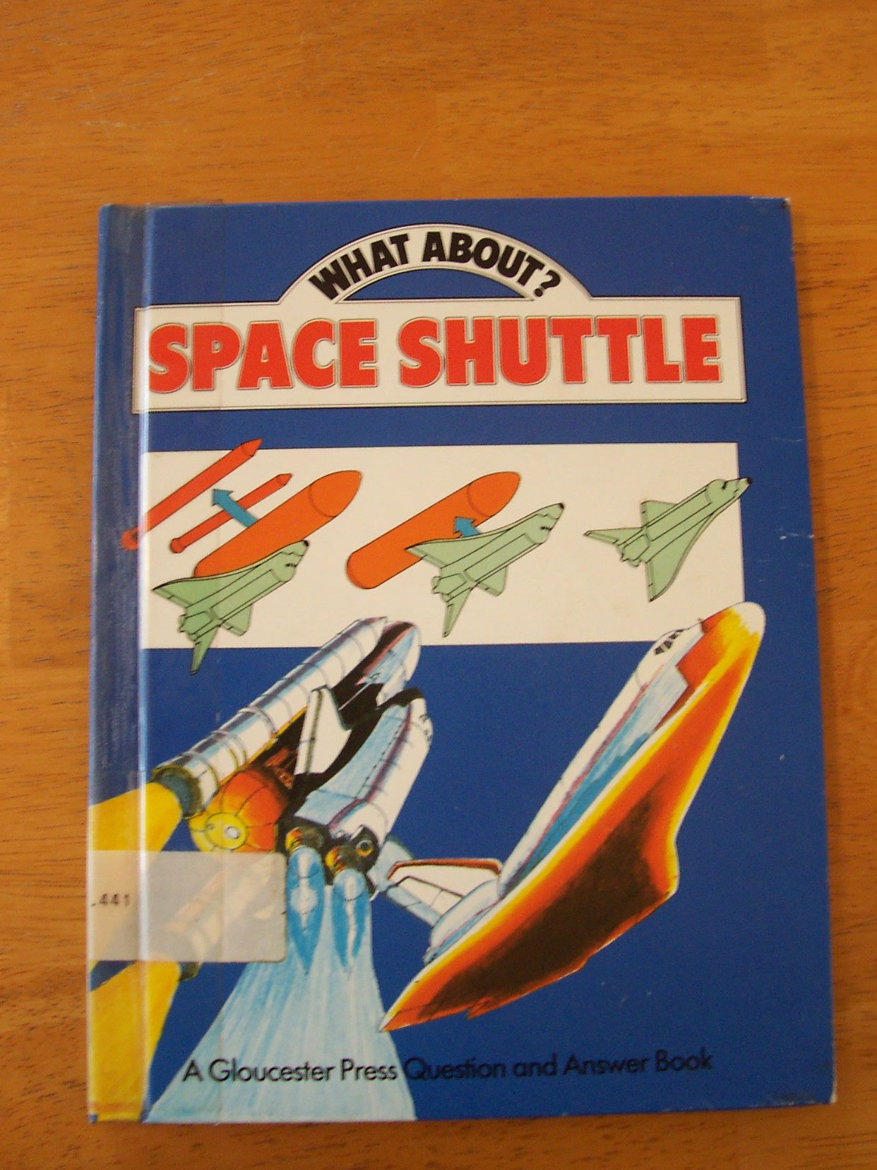 space shuttle book - photo #34