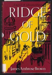 image of Ridge of Gold - A Novel of Johannesburg