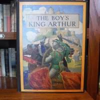 The Boy's King Arthur by Lanier, Sidney (Editor) - 1947