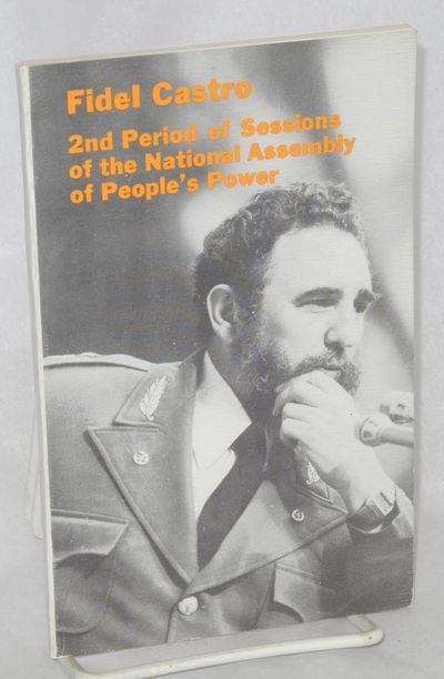 Habana: Political Publishers, 1978. 75 p., pocket-sized wraps in very good condition.