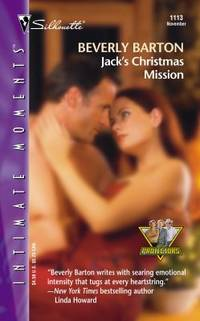 Jack's Christmas Mission by Beverly Barton - Paperback - 2001 - from ThriftBooks (SKU: G0373271832I2N00)