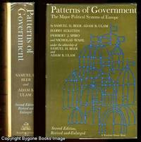 Patterns of Government. The Major Political Systems of Europe