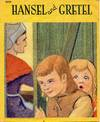 Original 1944 Paper Edition of Hansel and Gretel by Samual Lowe Company