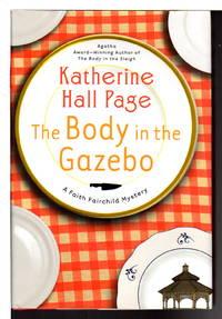 image of THE BODY IN THE GAZEBO.