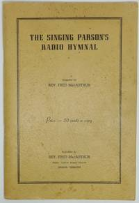 image of THE SINGING PARSON'S RADIO HYMNAL