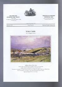 Tom Carr. The British Sporting Art Trust - Essay No. 58