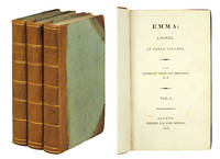 Emma: a Novel. In Three Volumes. By the Author of Pride and Prejudice &c. &c.