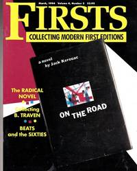 """image of Collecting B.Traven As Featured in """"Firsts Magazine"""" March, 1994"""