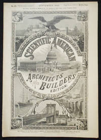 image of Scientific American: Architects and Builders Edition -- No. 83, Sept. 1892 [with 2 color plates]