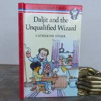 DALJIT AND THE UNQUALIFIED WIZARD.   (Superchamps series).