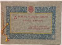 image of A nuestro glorioso ejército y a la España de Franco: recuerdo de un homenaje