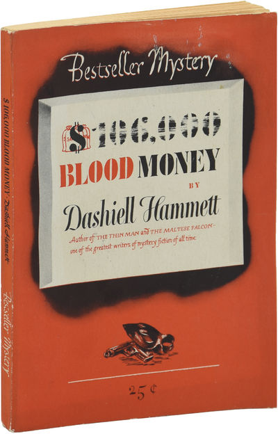 New York: Bestseller Mystery, 1943. First Edition. No. B40. First Edition. Digest size short story c...