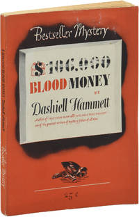$106,000 Blood Money (First Edition)