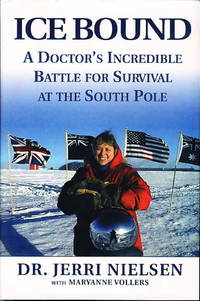 image of ICE BOUND: A Doctor's Incredible Battle for Survival at the South Pole.