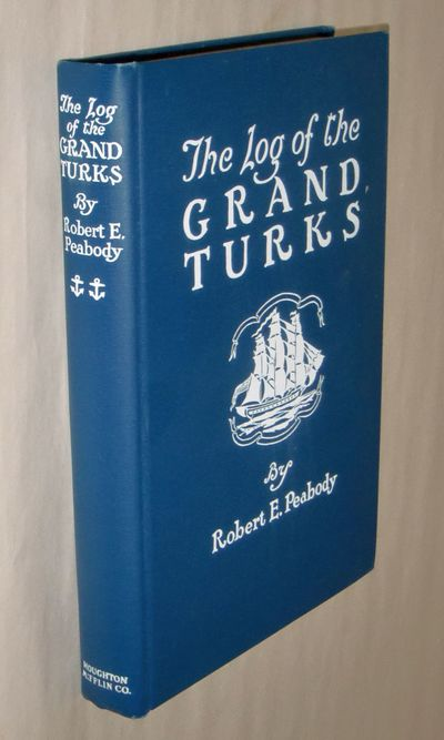 Boston: Houghton Mifflin Company, 1926. Histories of four famous American merchant ships, all