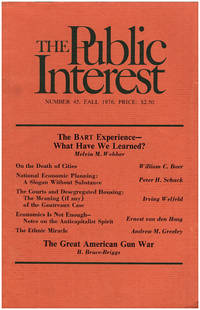 The Public Interest (Number 45, Fall 1976)