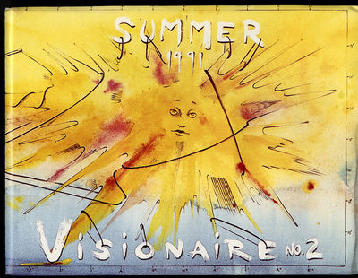 New York: Visionaire, 1991. First Edition. Softcover. 23 individual sheets, - some folding, one a fo...