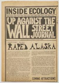image of Up against The Wall Street Journal.No. 5 (March 11, 1970)