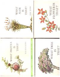 image of WHAT ALOE IS THAT?  FLOWER - SPRING;  PROTEA; TREE; 4 vols