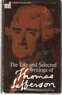 image of The Life and Selected Writings of Jefferson