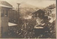 Warren-Bisbee Railway Photograph