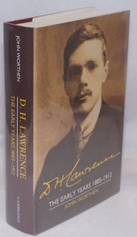 D. H. Lawrence: the early years; 1885-1912