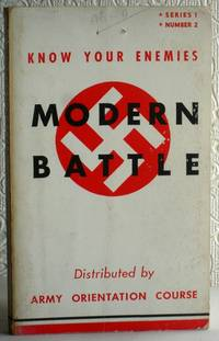 Modern Battle - Know Your Foes