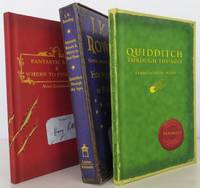 image of Quidditch Through the Ages; Fantastic Beasts_Where to Find Them