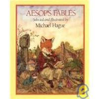 image of Aesop's Fables (English and Ancient Greek Edition)