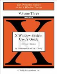 X Users Guide Motif R5: Motif Edition vol. III (Definitive Guides to the X Window System)