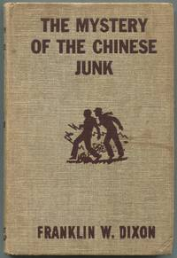 The Mystery of the Chinese Junk (Hardy Boys Mystery Stories, Volume 39)
