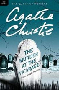 image of The Murder at the Vicarage (Miss Marple Mysteries)