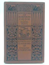 The Adventures Of Robinson Crusoe by Daniel Defoe - Hardcover - 1924 - from World of Rare Books and Biblio.com