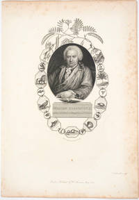 """image of """"Charles Bonnet, FRS.  Author of the Contemplation of Nature"""".  Engraved portrait"""