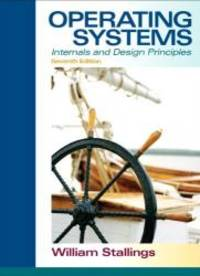 image of Operating Systems: Internals and Design Principles (7th Edition)