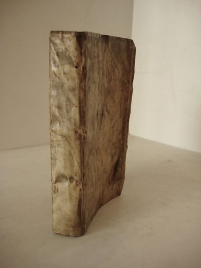 London: (Adam Islip) for the Company of Stationers, 1606. First Edition. Vellum. Very good. Sm. 8vo....