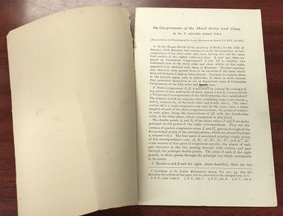 First Edition. Softcover. 8vo., paged -237; G; light grey cover signed in ink