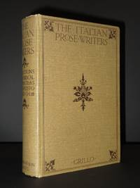 Selections from the Italian Prose Writers
