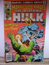 The Incredible Hulk Umbu the Living