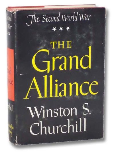 Houghton Mifflin Company, 1951. Book Club (BCE/BOMC). Hard Cover. Near Fine/Very Good. Jacket rubbed...