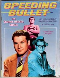 Cult Movies Magazine No. 14 / Speeding Bullet: The George Reeves Story