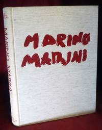 Marino Marini Complete Works; Introduction by Herbert Read, General Text by Patrick Waldberg, Catalogue and Notes by G. Di San Lazzaro