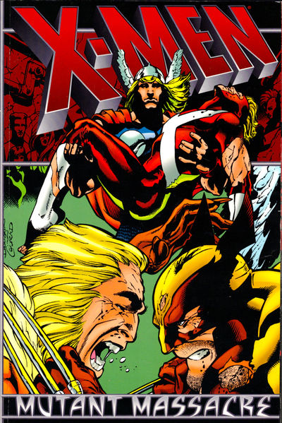 NY: Marvel Comics, 2001. Paperback. Very good. Very good in publisher's wraps.