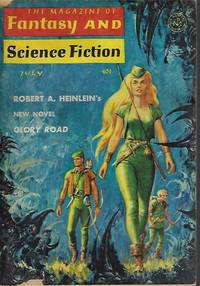 image of The Magazine of FANTASY AND SCIENCE FICTION (F&SF): July 1963
