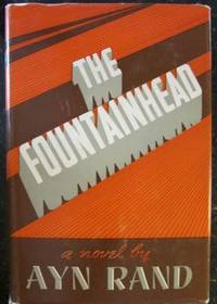 Fountainhead by  Ayn Rand  - 1st Edition  - 1942  - from Quintessential Rare Books, LLC (SKU: ABE-6197159573)