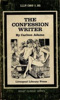 The Confession Writer  LLP-360